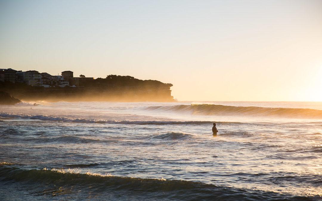 Sydney lifestyle – beach + harbour