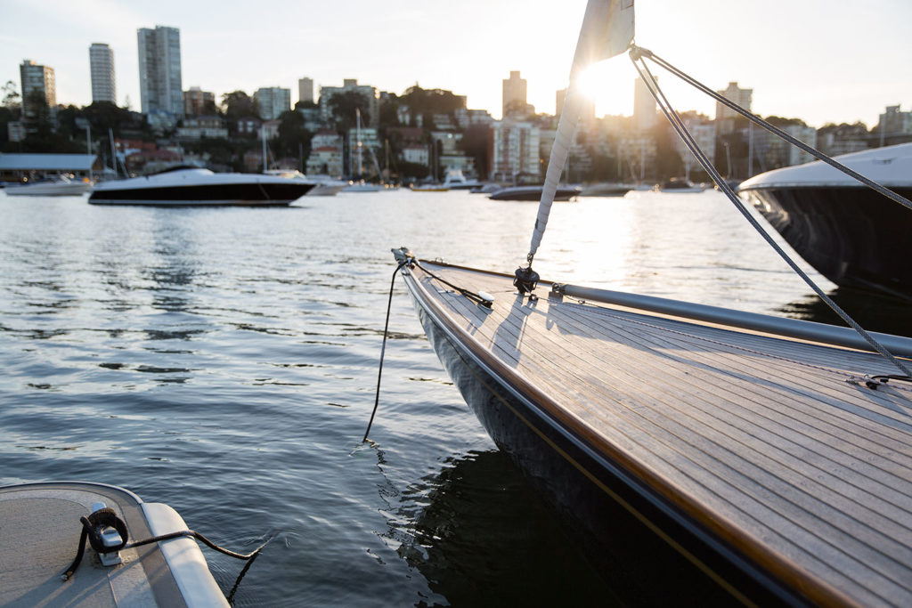 Sydney lifestyle - harbour 70