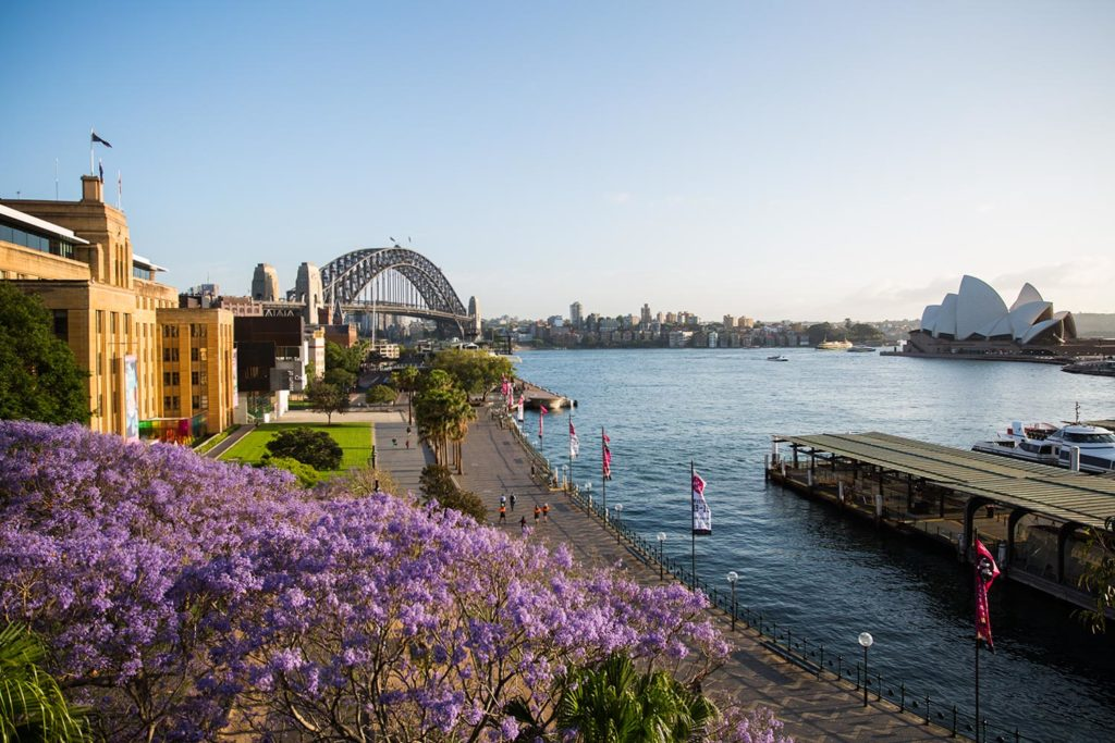 Sydney lifestyle - harbour 71