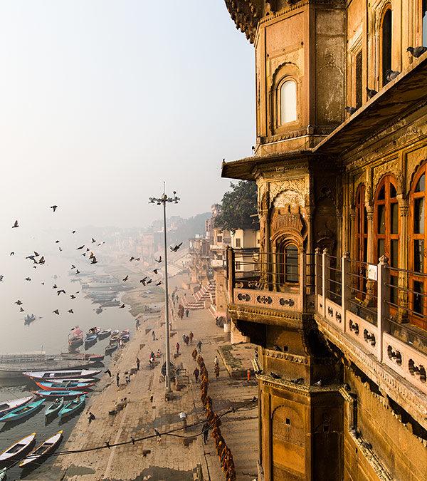 India, Part 1 – Varanasi